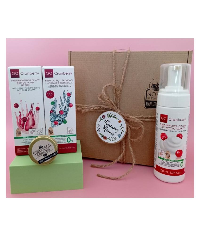 Detoxifying face mask&scrub with bamboo charcoal powder GoSPA, 200 ml